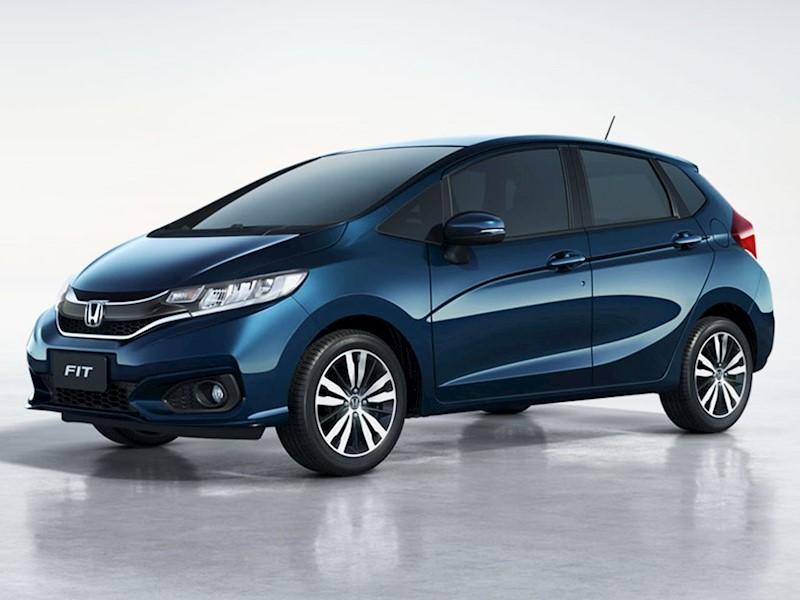 foto Honda Fit EXL Aut nuevo color A elección precio $1.666.000