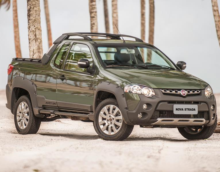 Fiat Strada Adventure, Trekking y Working