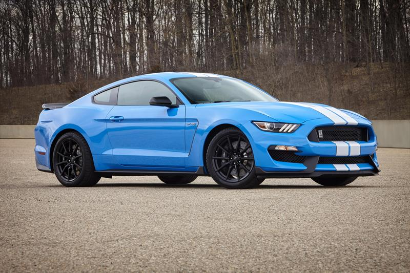 foto Ford Mustang Shelby GT350 nuevo