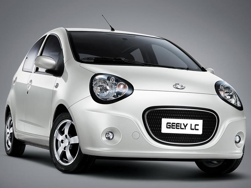 foto Geely LC