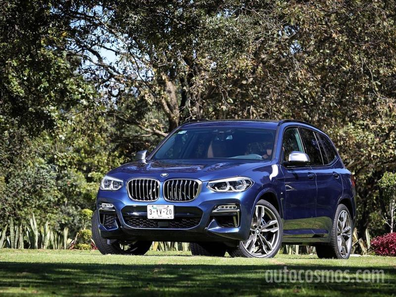 foto BMW X3 sDrive20iA Executive
