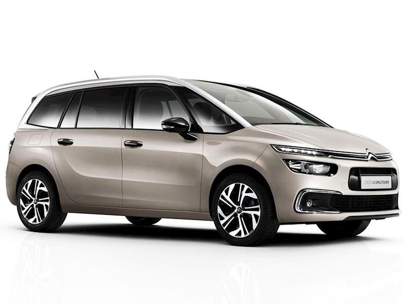foto Citroën Grand C4 Spacetourer