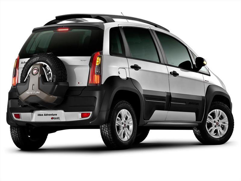 Carros nuevos fiat precios idea adventure for Fiat idea nuevo precio