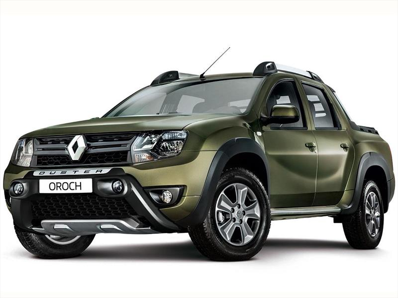foto Renault Duster Oroch Dynamique 2.0 financiado en cuotas anticipo $591.000.000