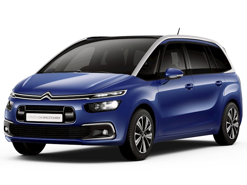 foto Citroën C4 Spacetourer 1.6 HDi Feel Pack