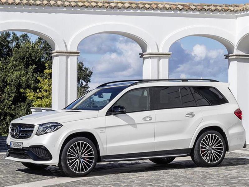 foto Mercedes Benz Clase GLS