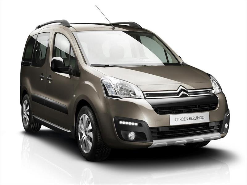 foto Citroën Berlingo Multispace 1.6L HDi