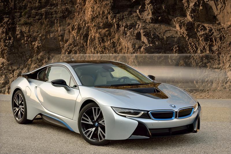foto BMW i8