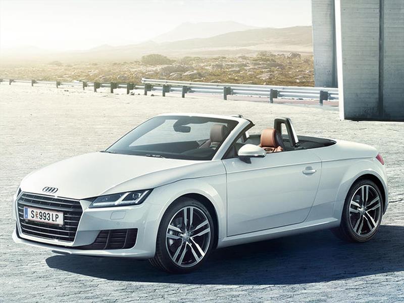 foto Audi TT Roadster