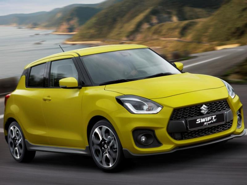 foto Suzuki Swift Sport