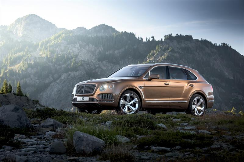 foto Bentley Bentayga