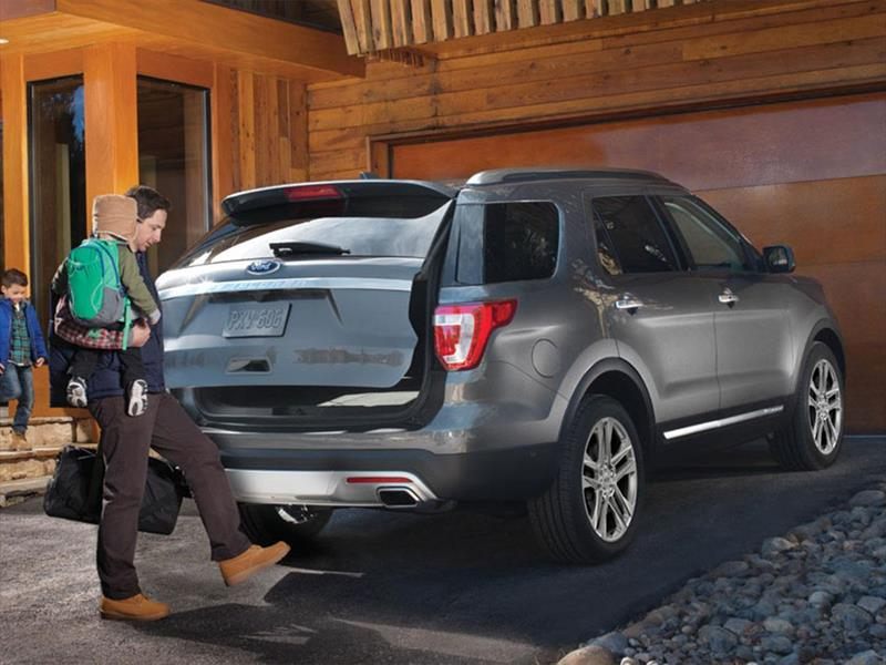 autos nuevos ford precios explorer