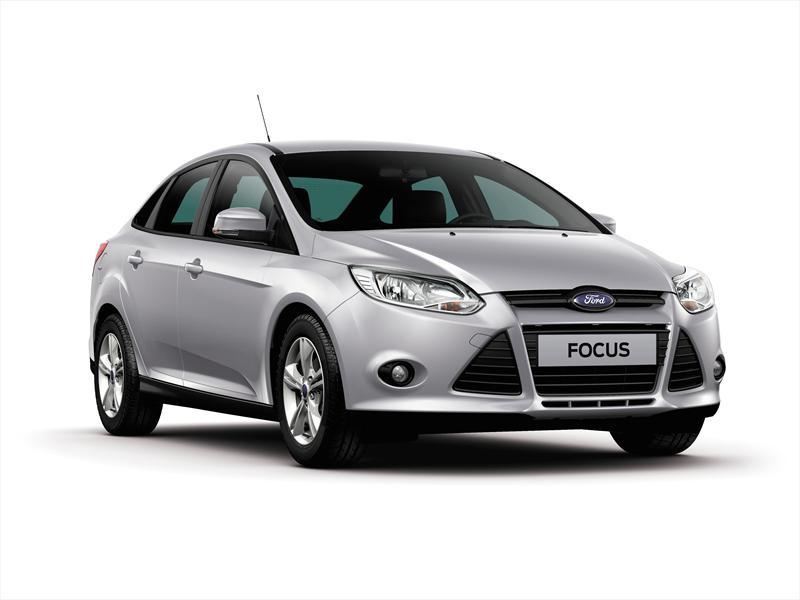 Ford Focus 5P 2.0 Titanium Aut (2014)