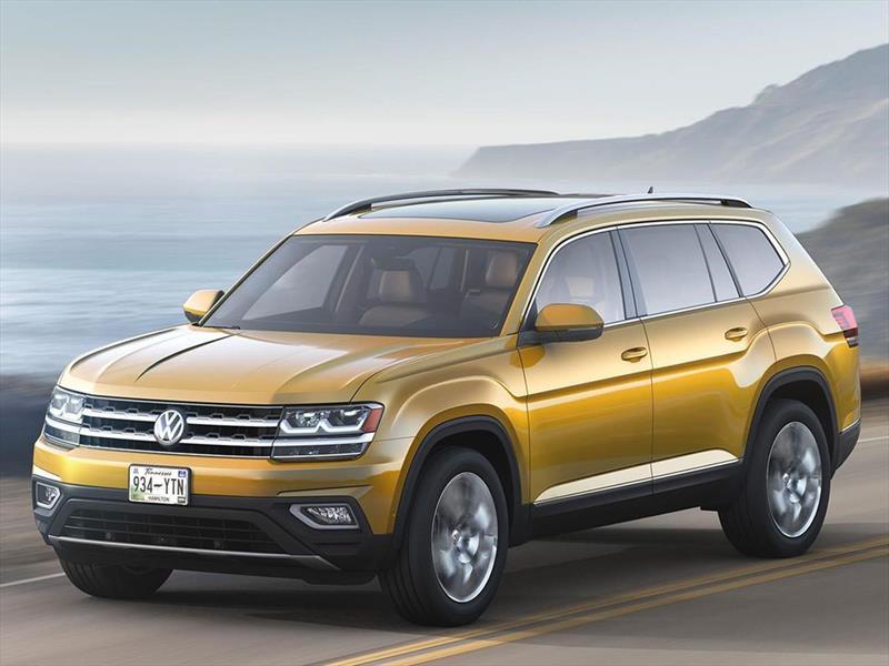 foto Volkswagen Atlas  3.6L Trendline Aut 4Motion