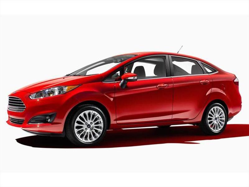 foto Ford Fiesta Sedán