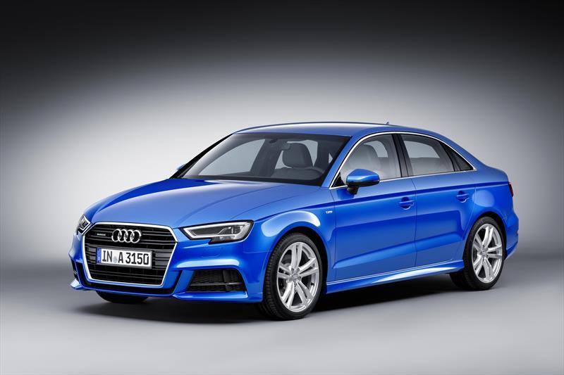 foto Audi A3 Sedán 40 TFSI S Line Aut nuevo color A elección precio $669,900