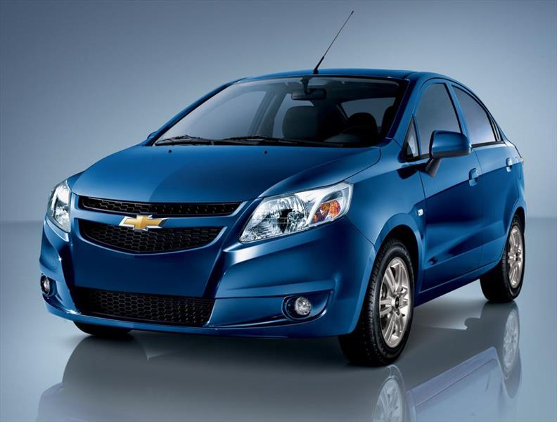 Chevrolet Sail LS  (2014)