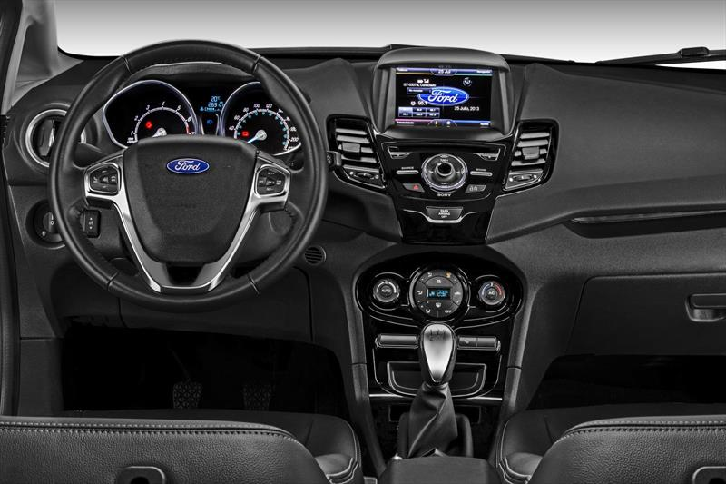 Ford Fiesta Kinetic Titanium (2016)