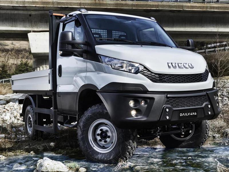 Iveco daily chasis cabina 3 0l 4x4 cabina simple 2017 - Iveco daily chasis cabina ...