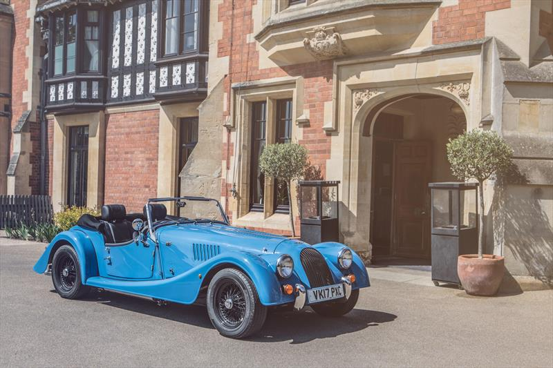 foto Morgan Motor Classic 4 Plus 2.0L