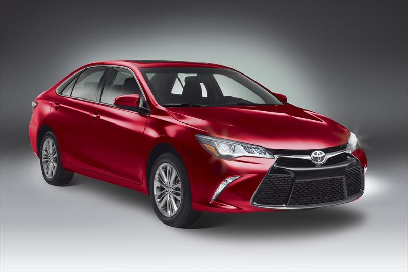 Toyota Camry XSE 3.5L V6 (2015)