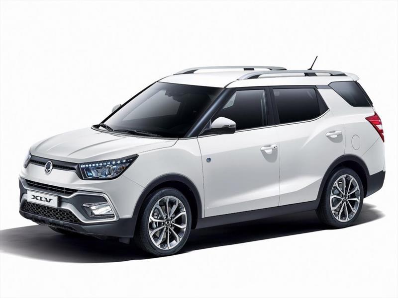 foto SsangYong XLV  1.6L Elite 4x2 Aut  nuevo color A elección precio $75.900.000