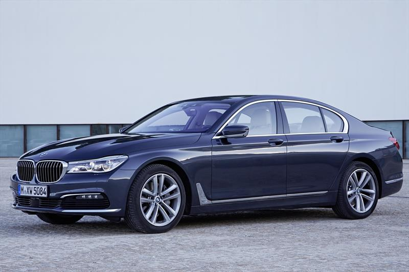 Foto BMW Serie 7 745e  nuevo color A eleccion precio $2,245,000