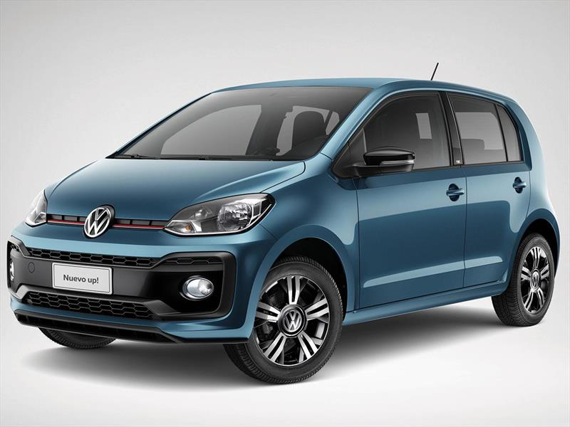 foto Volkswagen up! 5P 1.0 high up! nuevo