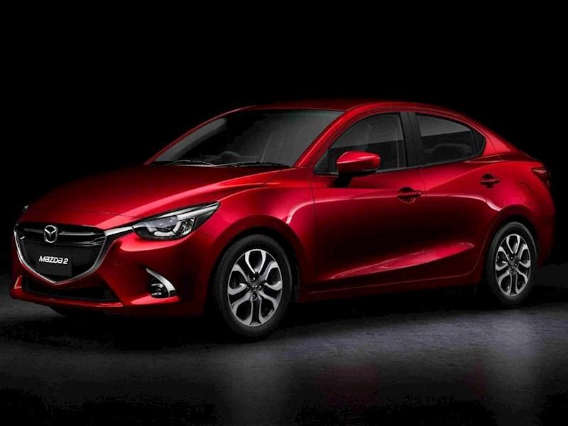 foto Mazda 2 Sedán