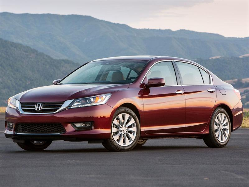 Honda Accord EXL (2014)
