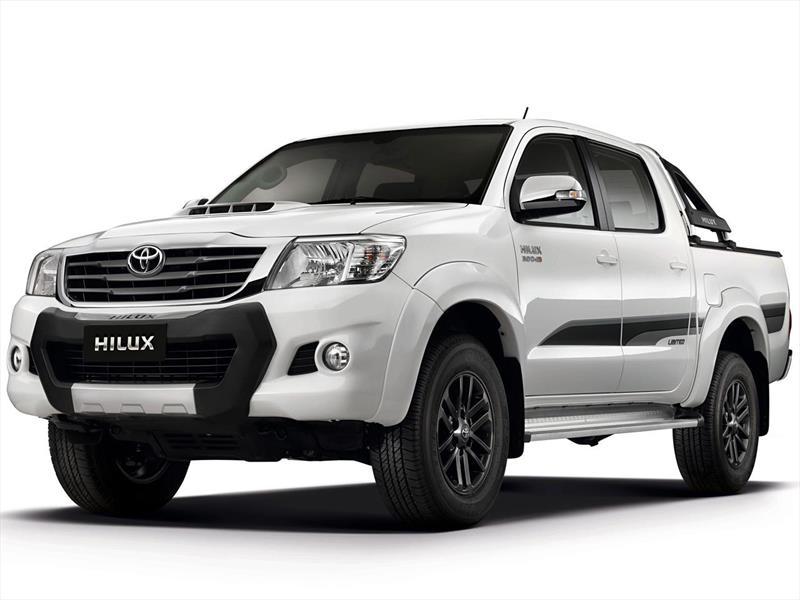 Toyota Hilux 3 0 4x4 Srv Limited Tdi Dc Cuero Aut 2015