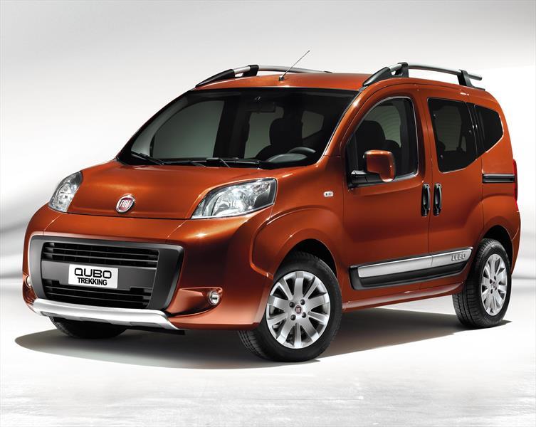 Fiat Qubo Trekking Edición Limitada