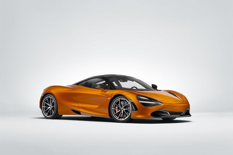 foto McLaren Automotive 720S 4.0L