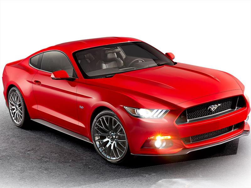 foto Ford Mustang 5.0L V8 Aut