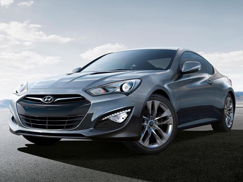 foto Hyundai Genesis Coupé