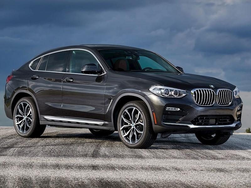 foto BMW X4 xDrive30iA X Line Aut