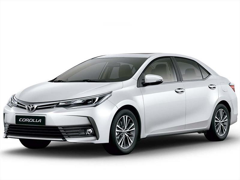 Toyota Corolla 1 8l Seg 2018