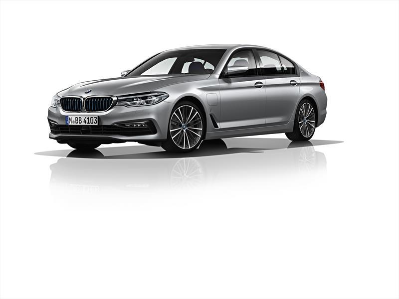 foto BMW Serie 5 530e Sport Line (Híbrido Conectable)
