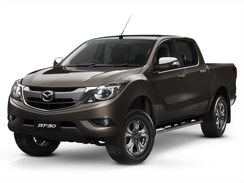 Precios De Autos Mazda 2017 >> Mazda BT-50 nuevos, precios del catálogo y cotizaciones.