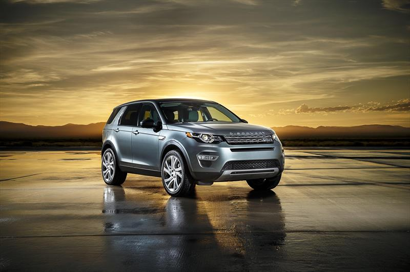 foto Land Rover Discovery Sport HSE
