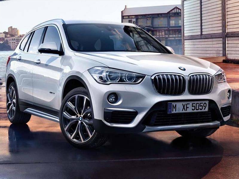 foto BMW X1 sDrive 20i Sport Line