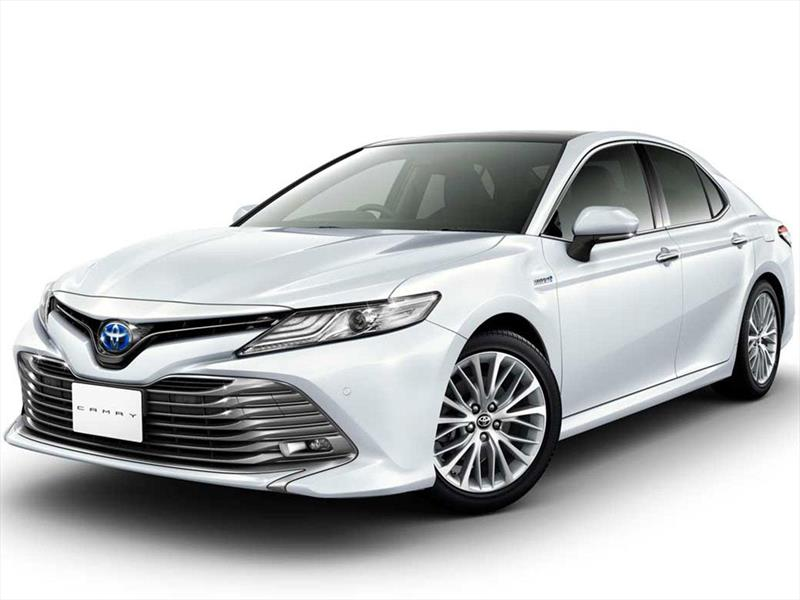 foto Toyota Camry 3.5 Aut