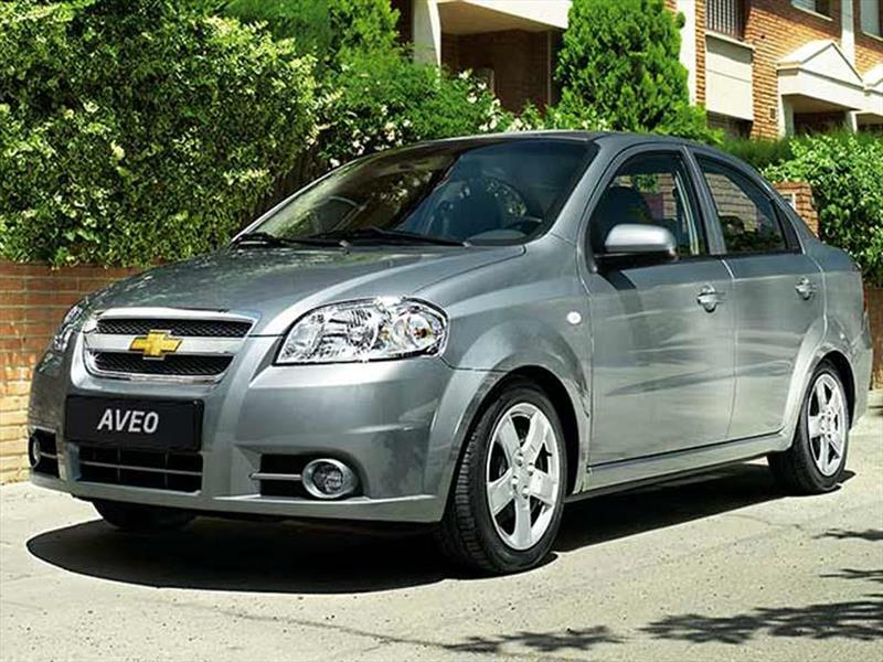 foto Chevrolet Aveo Sedán