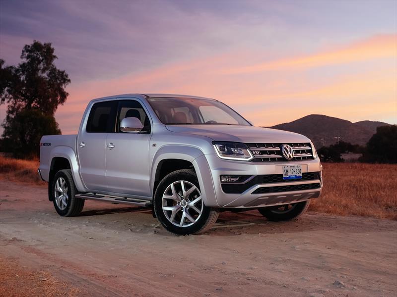 foto Volkswagen Amarok Highline Aut 4Motion 2.0L nuevo color A elección precio $660,000