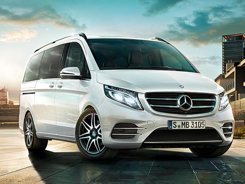 Mercedes benz v class nuevos precios del cat logo y for Mercedes benz precios