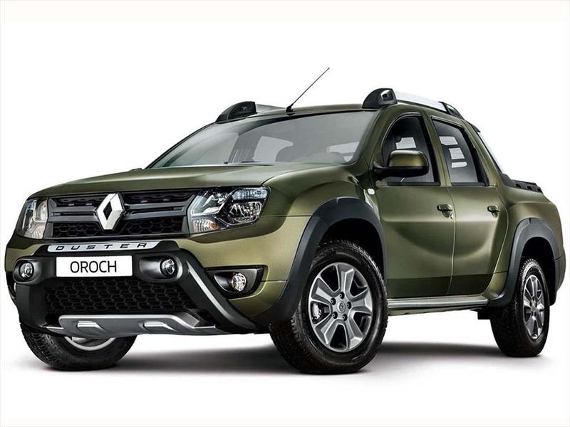 foto Renault Oroch  1.6L Zen Kit Outsider nuevo precio $13.554.100