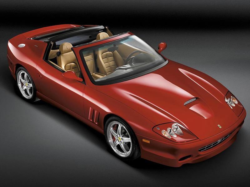 foto Ferrari Superamerica