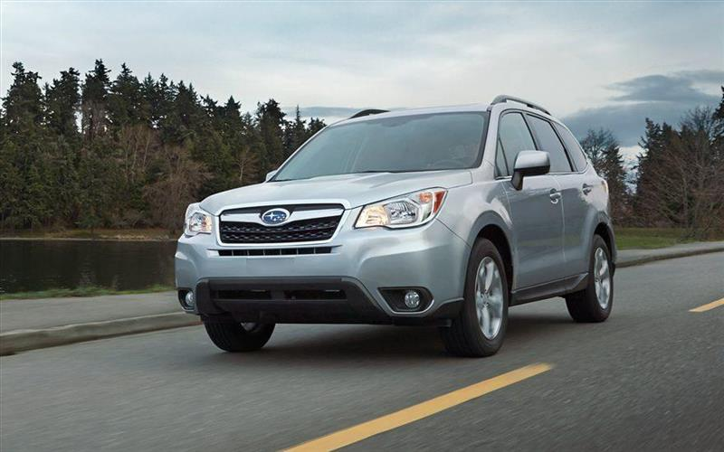 New forester 2018