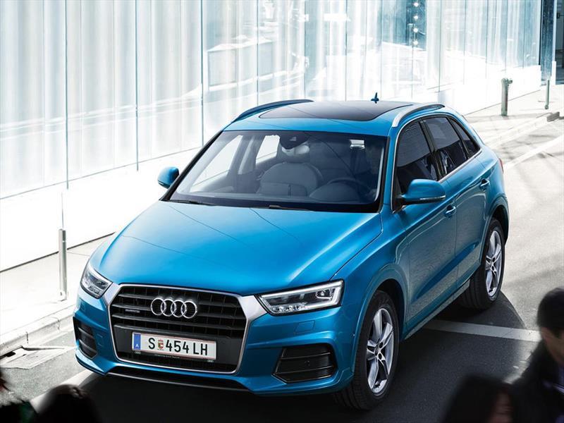 foto Audi Q3 2.0L TFSI S-tronic
