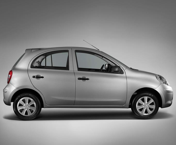 El Auto Nissan Modelo March 2014 Autos Post